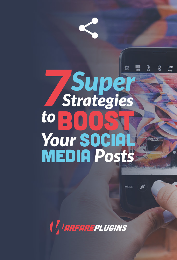 These seven tips will help you to capitalize on emerging trends in 2017 to boost your engagement, get more clicks, and drive more return on investment for your social posts.
