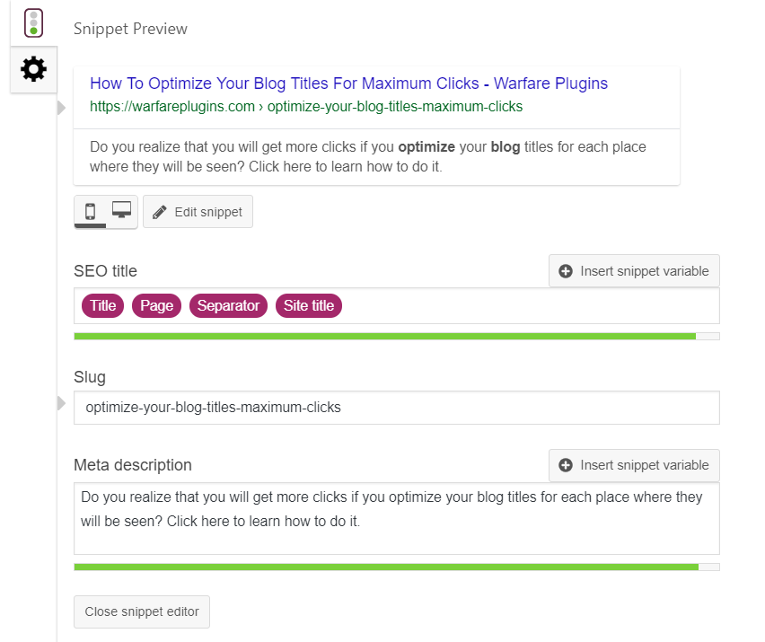 Optimize Your Blog Titles for Search