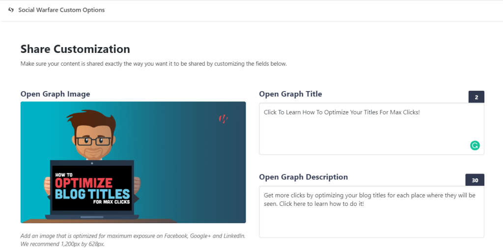 Click to learn how to optimize your blog titles