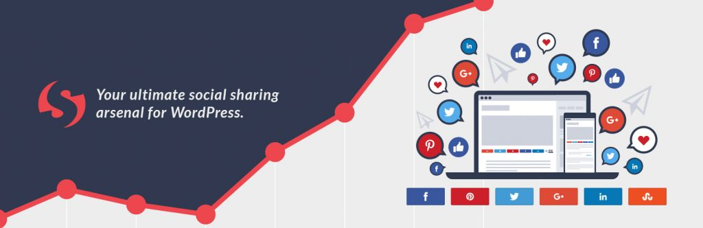 social sharing plugin for wordpress