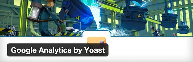 Google Analytics by Yoast WordPress plugin