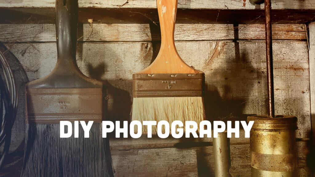 DIY Photography Wallpaper