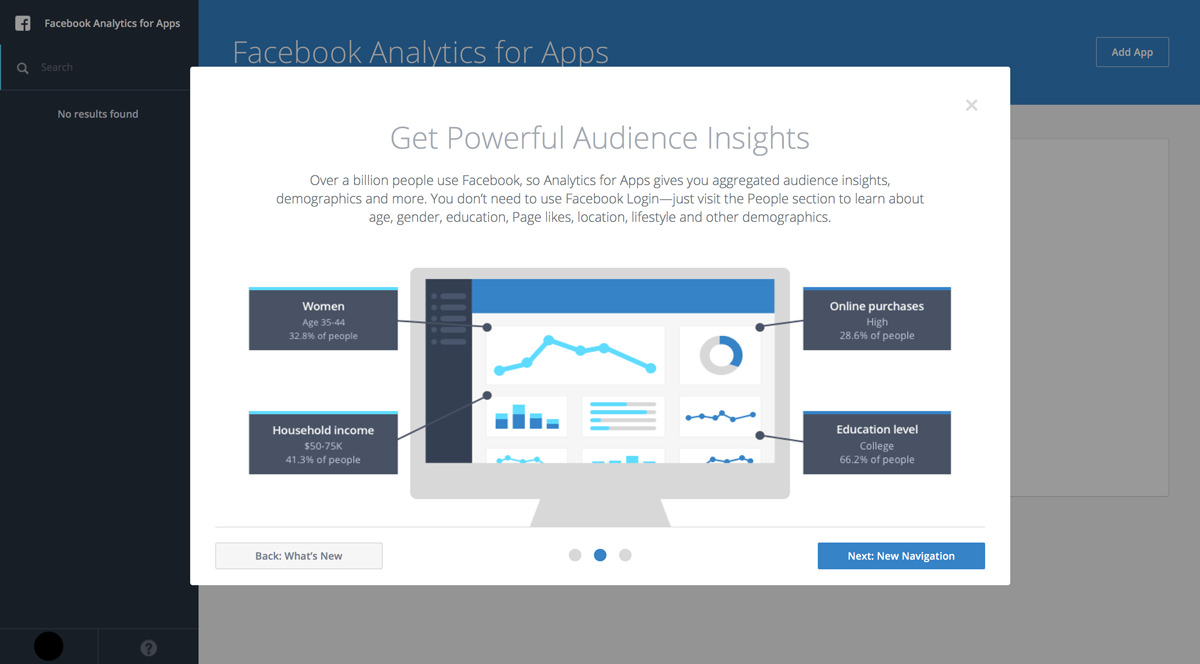 facebook app analytics intro 2