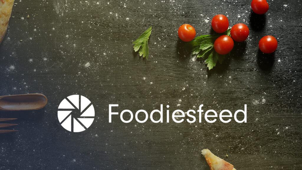 Foodies Feed Logo Wallpaper
