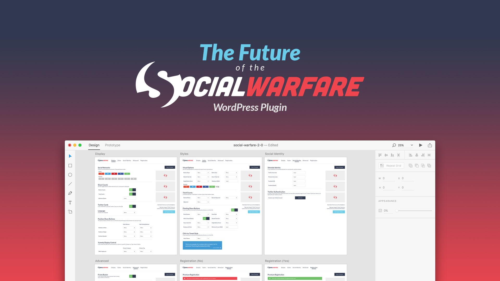 The Future of the Social Warfare WordPress Plugin