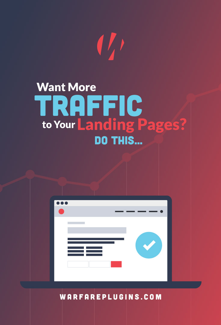 So you've got a landing page for your email newsletter, online course or product, right? The best way to get more traffic to it is to have strategic sharing buttons! This article walks you exactly how to set it up.