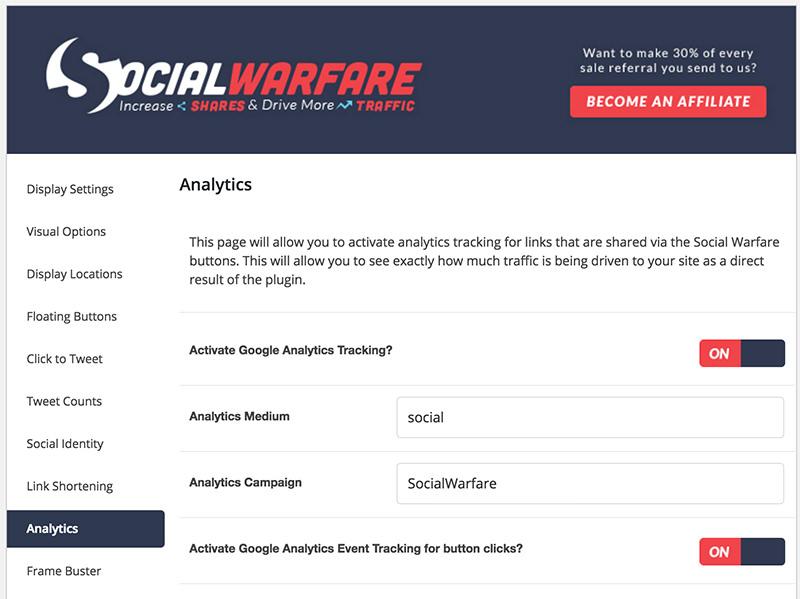 new google analytics event tracking