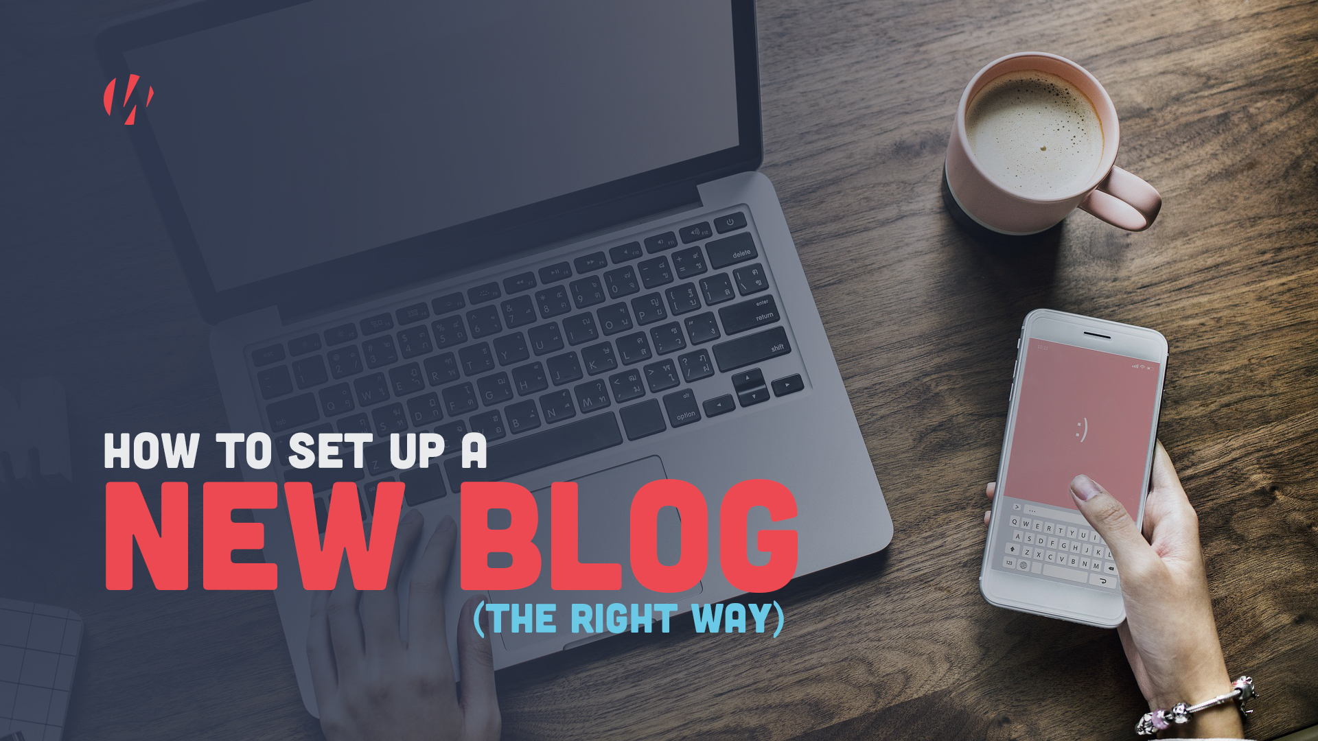 how to set up a new wordpress blog