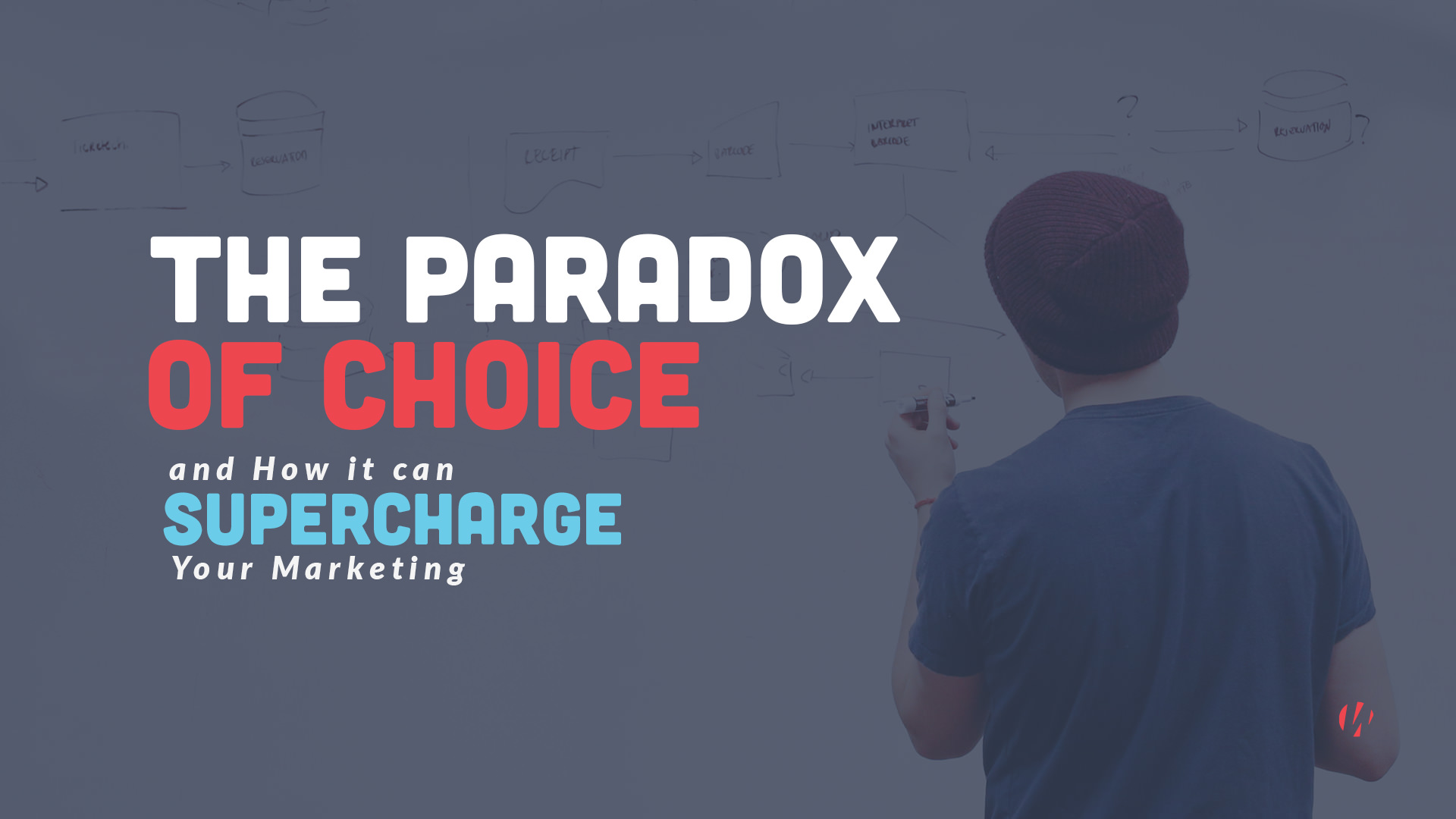 The Paradox of Choice & How it Can Supercharge Your Marketing