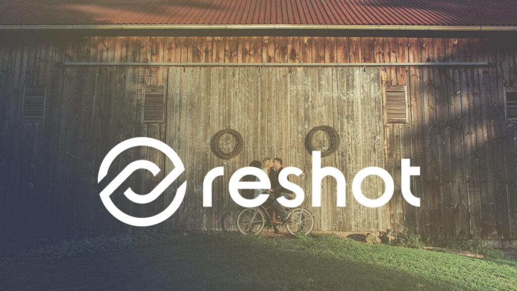 Reshot Logo Wallpaper