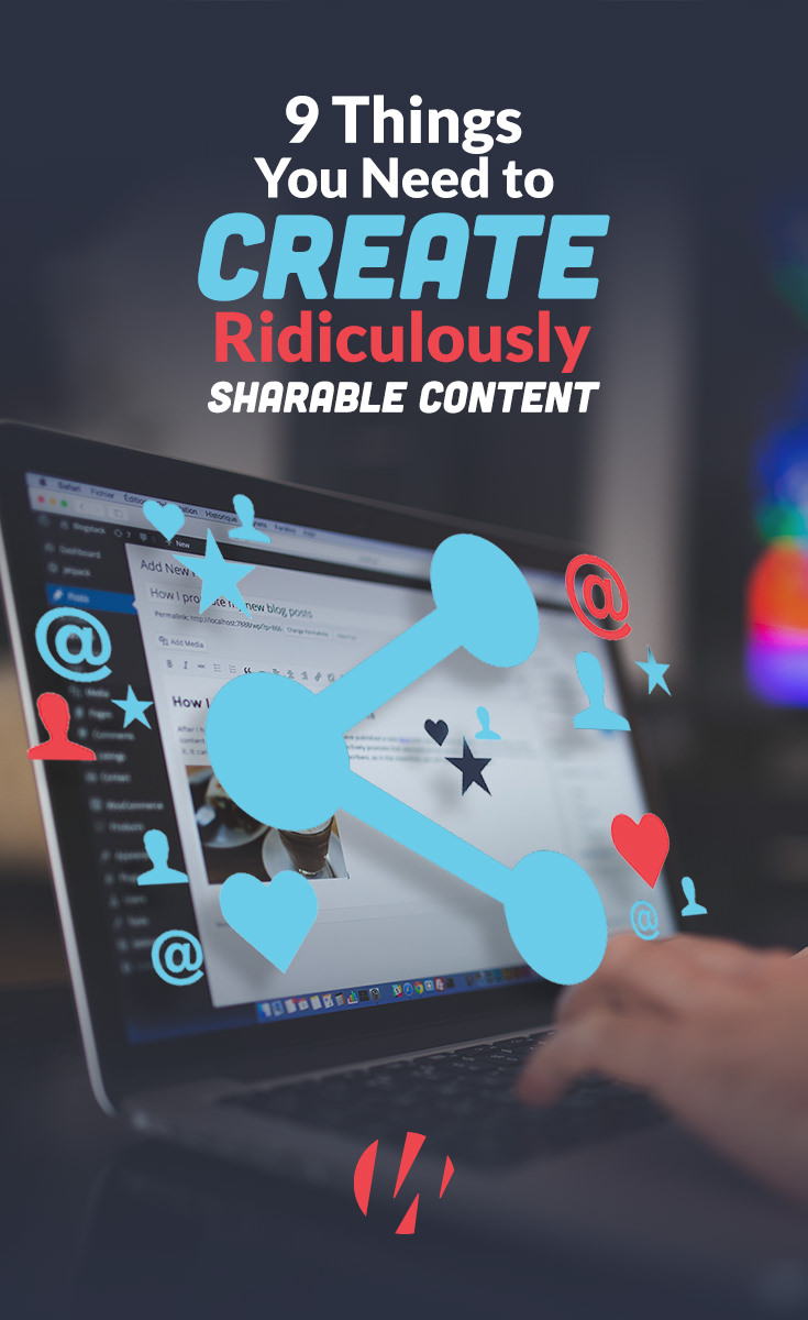 Bloggers, businesses, and brands count on traffic from people sharing their content. The challenge is knowing how to make your content as shareable as possible.