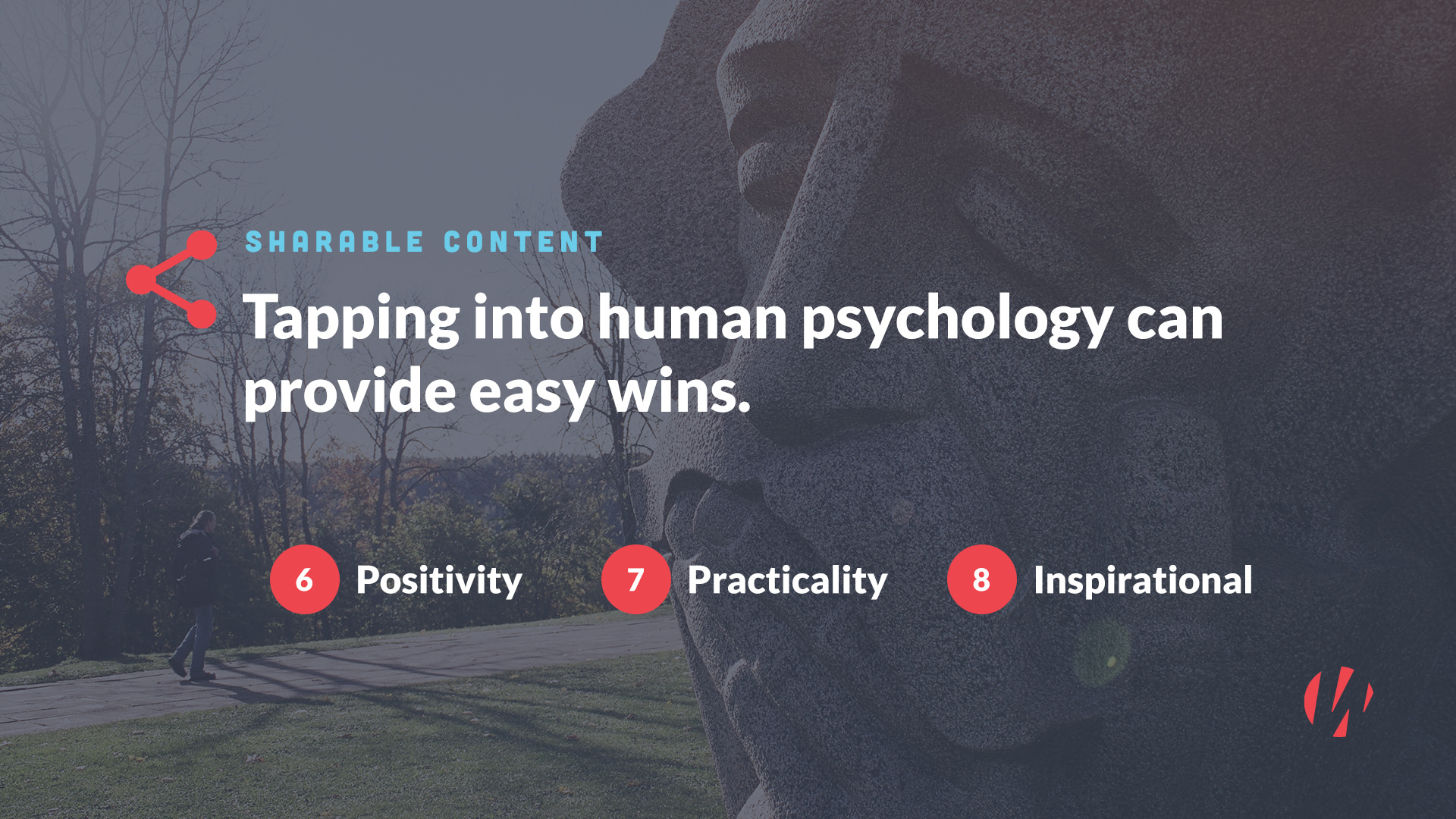 sharable content tips psychology