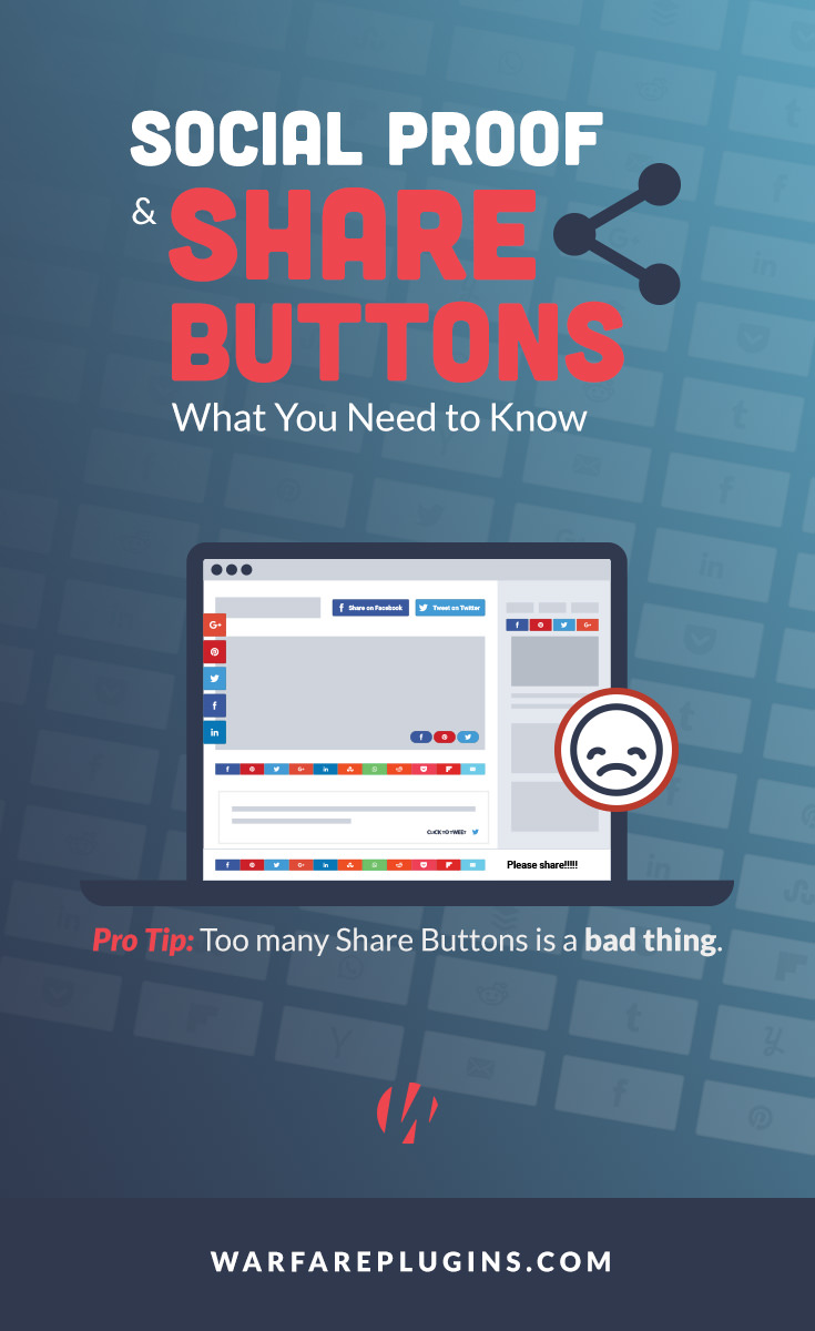 Social Proof and Share Buttons: What You Need to Know