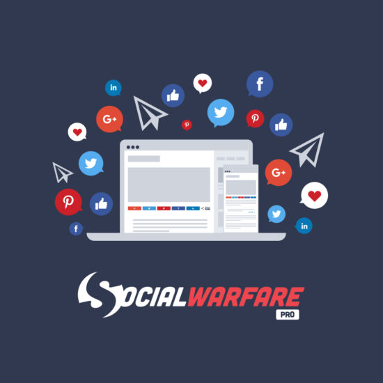 Social Warfare - Pro graphics
