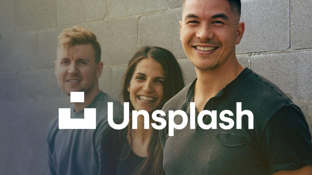 Unsplash Logo Wallpaper